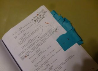 rocket summer script notes