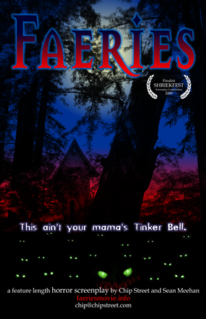 faeries feature horror movie screenplay
