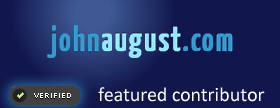 featured contributor - john august