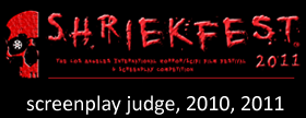 screenplay judge shriekfest