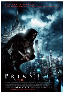 priest vampire movie