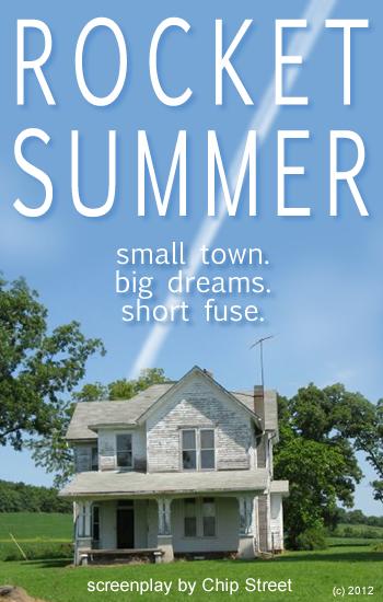 rocket summer movie poster
