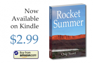 Rocket Summer Kindle eBook