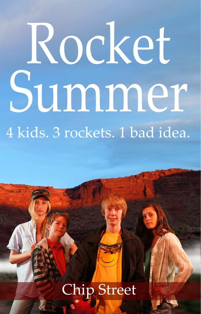 rocket summer novel