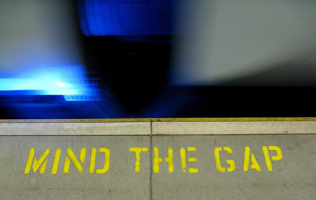 curiosity gap mind the gap