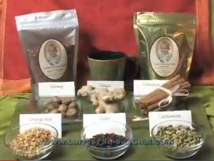 larrys famous chai