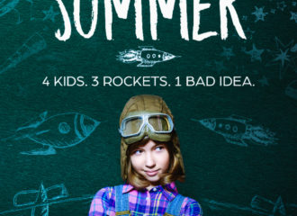 rocket summer YA novel