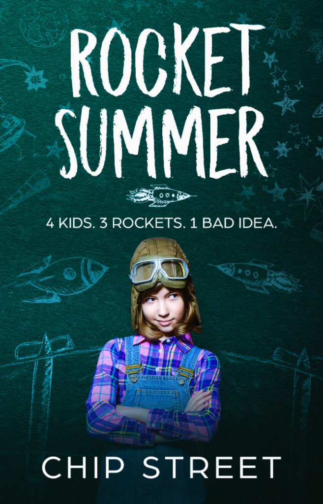 rocket summer YA novel