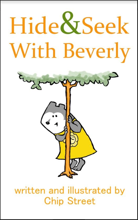 Hide & Seek With Beverly Picture Book