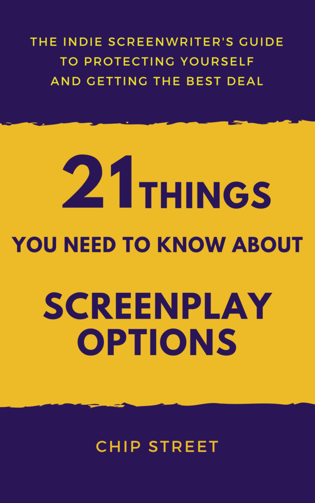 21 Things You Need To Know About Screenplay Options