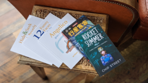 books by chip street